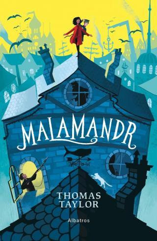 Malamandr - Taylor Thomas [E-kniha]